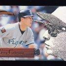 1996 Pinnacle Aficionado Baseball #102 Greg Colbrunn - Florida Marlins