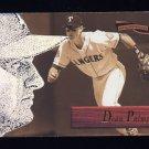 1996 Pinnacle Aficionado Baseball #088 Dean Palmer - Texas Rangers