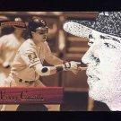 1996 Pinnacle Aficionado Baseball #081 Vinny Castilla - Colorado Rockies