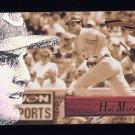 1996 Pinnacle Aficionado Baseball #049 Hal Morris - Cincinnati Reds