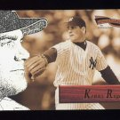 1996 Pinnacle Aficionado Baseball #047 Kenny Rogers - New York Yankees