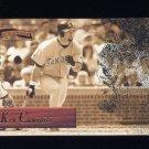 1996 Pinnacle Aficionado Baseball #023 Ken Caminiti - San Diego Padres