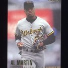 1996 Fleer Baseball #526 Al Martin - Pittsburgh Pirates