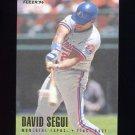 1996 Fleer Baseball #469 David Segui - Montreal Expos