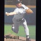 1996 Fleer Baseball #370 Steve Reed - Colorado Rockies