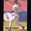 1996 Fleer Baseball #073 Kirk McCaskill - Chicago White Sox