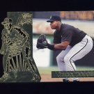1996 Laser Baseball #092 Frank Thomas - Chicago White Sox