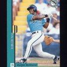 1996 Leaf Preferred Baseball #146 Ralph Milliard RC - Florida Marlins