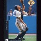 1996 Leaf Preferred Baseball #124 Jason Kendall - Pittsburgh Pirates
