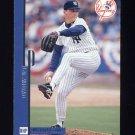 1996 Leaf Preferred Baseball #026 David Cone - New York Yankees