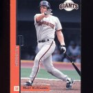 1996 Leaf Preferred Baseball #018 Matt Williams - San Francisco Giants