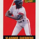 1996-97 Score Board All Sport PPF Baseball #095 Vladimir Guerrero - Montreal Expos