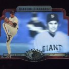 1996 SPx Gold #53 Osvaldo Fernandez - San Francisco Giants