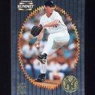 1996 Summit Foil Baseball #048 David Cone - New York Yankees