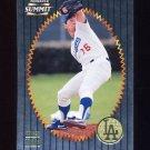 1996 Summit Foil Baseball #040 Hideo Nomo - Los Angeles Dodgers