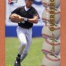 1995 Classic Five Sport Baseball #115 Vladimir Guerrero - Montreal Expos