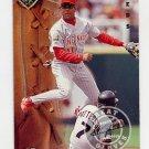 1995 Leaf Great Gloves #09 Barry Larkin - Cincinnati Reds