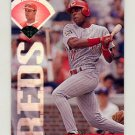1995 Leaf Baseball #283 Barry Larkin - Cincinnati Reds