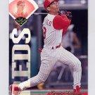 1995 Leaf Baseball #257 Benito Santiago - Cincinnati Reds
