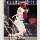 1995 Leaf Limited Bat Patrol #18 Barry Larkin - Cincinnati Reds