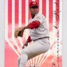 1995 Leaf Limited Baseball #130 Jose Rijo - Cincinnati Reds
