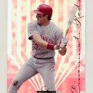 1995 Leaf Limited Baseball #075 Hal Morris - Cincinnati Reds