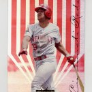 1995 Leaf Limited Baseball #022 Bret Boone - Cincinnati Reds