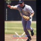 1995 National Packtime Baseball #18 Jeff Bagwell - Houston Astros