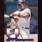 1995 National Packtime Baseball #07 Barry Bonds - San Francisco Giants