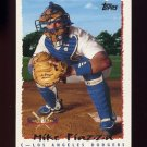 1995 National Packtime Baseball #05 Mike Piazza - Los Angeles Dodgers