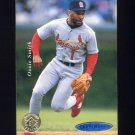 1995 SP Championship Baseball #085 Ozzie Smith - St. Louis Cardinals