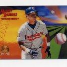 1995 UC3 Baseball #048 Manny Ramirez - Cleveland Indians