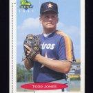 1991 Classic/Best Baseball #333 Todd Jones - Osceola Astros