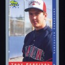 1993 Classic /Best Baseball #236 Troy Percival - Vancouver Canadians