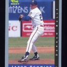 1993 Classic /Best Baseball #022 Jason Schmidt - Durham Bulls