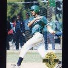 1993 Classic Four Sport Baseball #285 Derrek Lee - San Diego Padres
