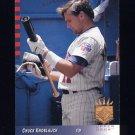 1993 SP Baseball #248 Chuck Knoblauch - Minnesota Twins