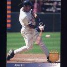 1993 SP Baseball #163 Derek Bell - San Diego Padres