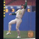 1993 SP Baseball #041 Mark McGwire - Oakland Athletics
