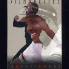1993 Studio Silhouettes #02 Barry Bonds - San Francisco Giants