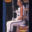1993 Ted Williams Baseball #158 Jeff Bagwell - Houston Astros