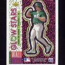 1993 Upper Deck Fun Pack Baseball #048 Mark McGwire - Oakland Athletics