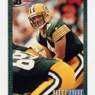 1993 Bowman Football #335 Brett Favre FOIL - Green Bay Packers
