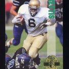 1993 Classic Four Sport Football #100 Jerome Bettis
