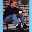 1993-94 Images Four Sport Football #005 Rick Mirer