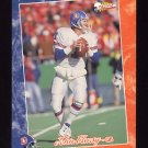 1993 Pacific Football #352 John Elway - Denver Broncos