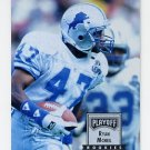 1993 Playoff Contenders Football #133 Ryan McNeil RC - Detroit Lions