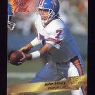 1993 Wild Card Football #033 John Elway - Denver Broncos