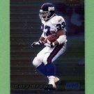 1999 Bowman's Best Football #084 Gary Brown - New York Giants