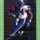 1999 Bowman's Best Football #081 Herman Moore - Detroit Lions